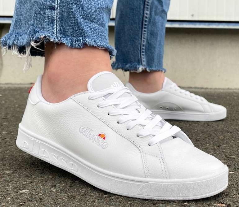 Ellesse Campo EMB Leder Damen Sneaker für 33,94€ inkl. Versand (statt 49€)