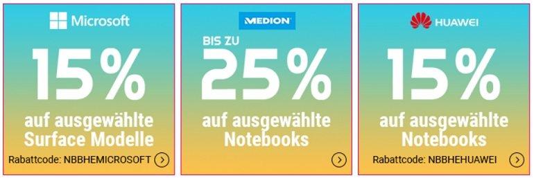 Notebooksbilliger Happy Easter Deals 2