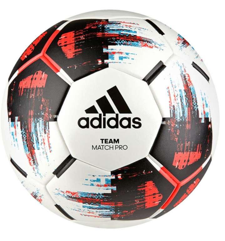 adidas Fußball Team Pro OMB Größe 5 in weiß/rot für 39,95€inkl. Versand (statt 50€)