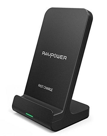 RAVPower 10W Fast Wireless Charger für 12,99€ inkl. Versand (Prime)