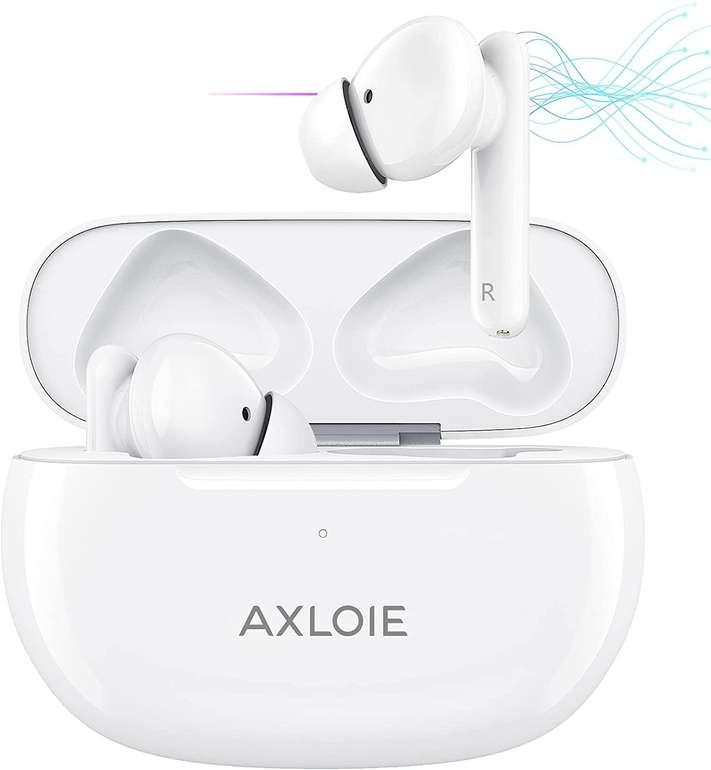 """Axloie """"B3"""" kabellose Bluetooth Kopfhörer (ANC, IPX5) für 12,99€ inkl. Prime Versand (statt 26€)"""
