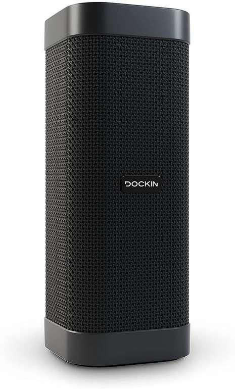 Dockin D Mate Bluetooth Lautsprecher (360° Sound, wasserdicht) für 33,96€ inkl. Versand (statt 58€) - B-Ware