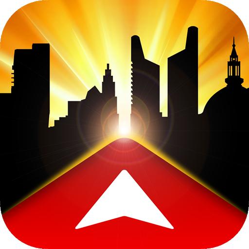 Dynavix Navigation - Karten & Verkehr Premium für Android kostenlos