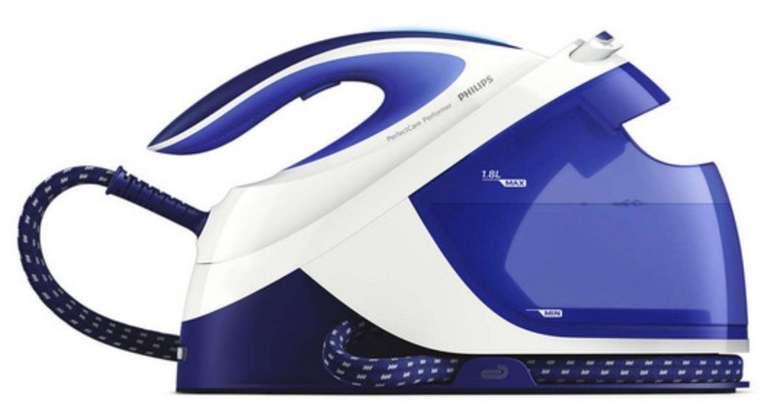 Philips PerfectCare Performer Dampfbügelstation GC8711/20 für 119,95€ (statt 165€)