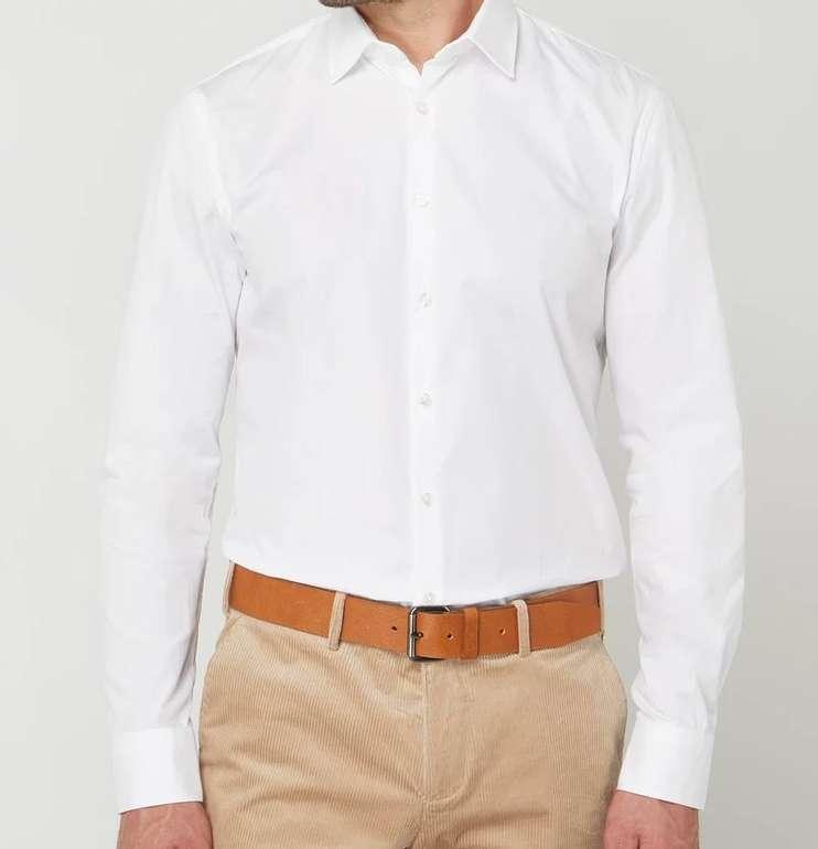 Jake*s Slim Fit Business-Hemd aus Popeline für 14,99€ inkl. Versand (statt 20€)