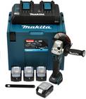 Makita Power Source Kit Li 18,0V 4x 3Ah + DGA504Z + Makpac 4 + DC18RD zu 286,28€