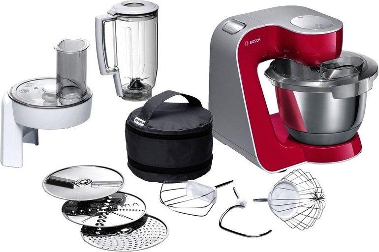 Bosch Küchenmaschine MUM58420 (1000 Watt, viel Zubehör) für 159€ inkl. Versand