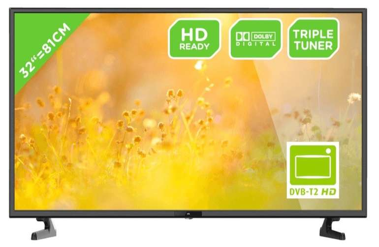 "OK. ""ODL 32653HS-TB"" 32 Zoll HD Ready LED TV für 99,89€ - Paydirekt!"