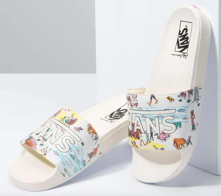 Vans Kide Slide On Sandalen für 19,80€ inkl. Versand (statt 39€)