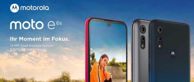 """moto e6s Dual-SIM - 6,1"""" Smartphone"""