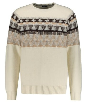 Joop! Herren Pullover mit Muster für 121,76€ inkl. Versand (statt 150€)