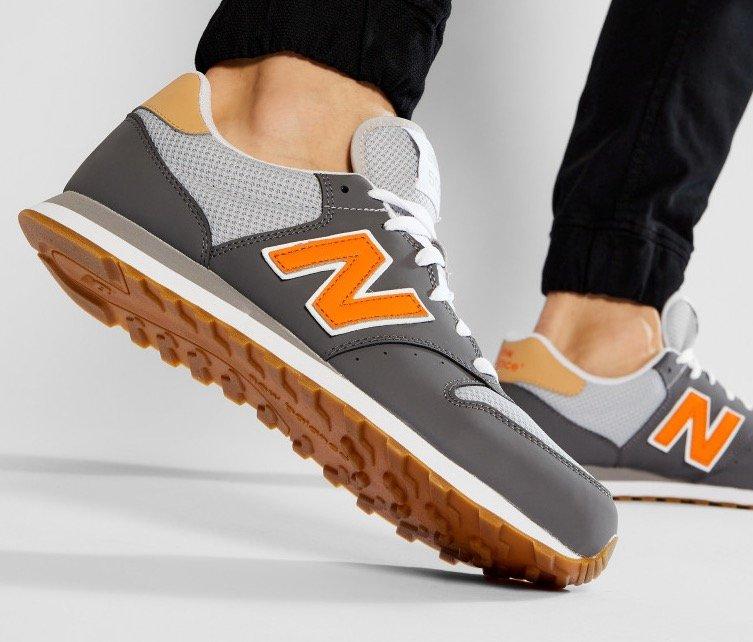 "New Balance ""GM500MT1"" Herren Sneaker für 44,20€ inkl. Versand (statt 61€)"