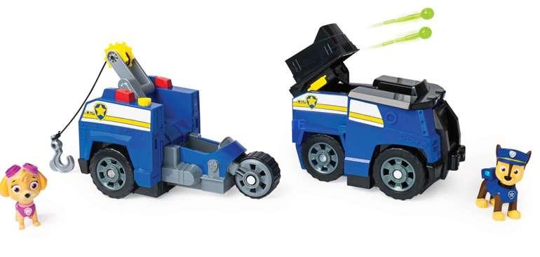 Spin Master Paw Patrol - Chase Split-Second 2-in-1 mit 2 Sammelfiguren für 24,85€ inkl. Versand (statt 30€)