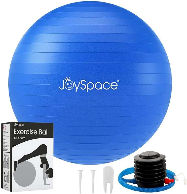 Joyspace Gymnastikball mit 65cm bzw. 75cm Durchmesser für 8,49€ inkl. Prime Versand (statt 17€)