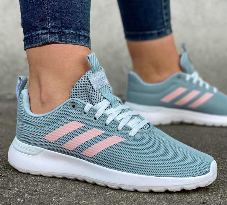 adidas Lite Racer CLN Damen Schuhe in Blau für 37,28€ inkl. Versand (statt 51€)