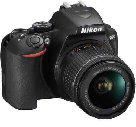 Nikon Spiegelreflexkamera D3500 Kit 18-105mm VR (24,2MP) für 482,99€ inkl. Versand (statt 629€)