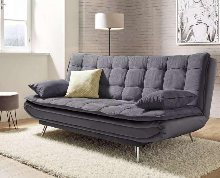 Modern Living Schlafsofa mit Bettfunktion in 3 Farben für je 259,25€ inkl. Versand (statt 299€)