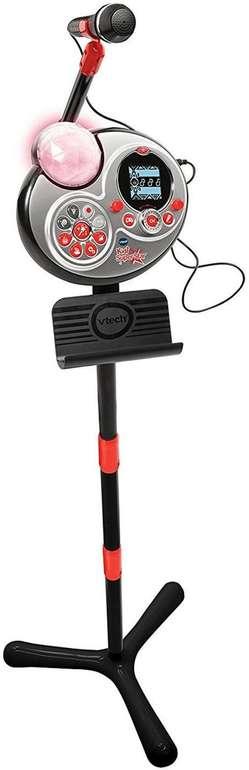 Vtech Kinder-Mikrofon Kidi Super Star (schwarz) für 37,39€ inkl. Versand (statt 48€)