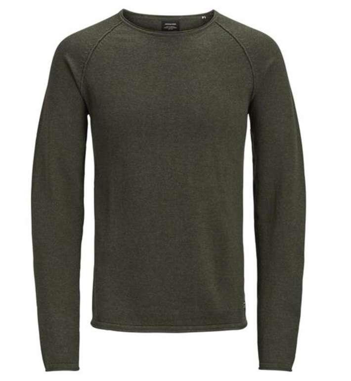 Jack & Jones JJEUNION Knit Crew Neck Noos Herren Sweatshirt für 12,40€ (statt 23€) - Nur in XS!