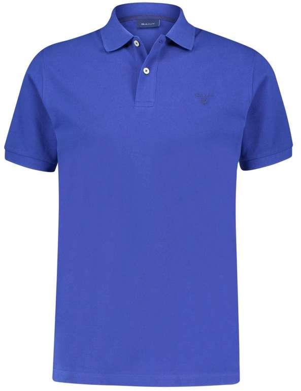 """Gant Poloshirt """"The Summer Pique"""" (vers. Farben) für 35,71€ inkl. Versand (statt 50€)"""