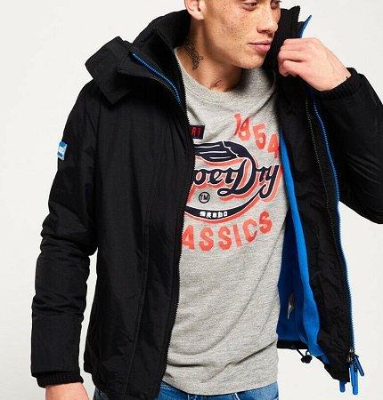 Herren Superdry Jacken viele Modelle / Farben ab 25,16€ inkl. VSK (statt 65€)