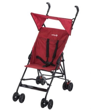 Safety 1st Buggy Peps mit Sonnenverdeck in Robbon Red Chic für 28,98€ inkl. VSK