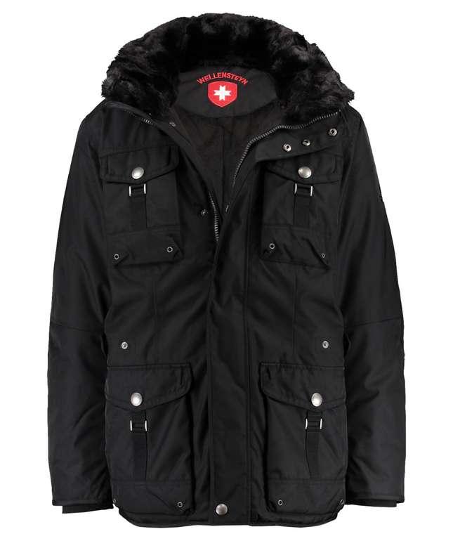 Wellensteyn Leuchtcraft Winterjacke mit Kapuze in Schwarz für je 217,71€ inkl. Versand (statt 250€) - Newsletter!