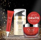 Kostenlos: OLAZ Produkte gratis testen dank Geld zurück Garantie
