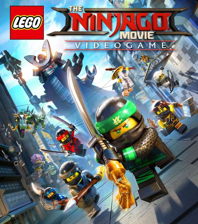 The Lego Ninjago Movie Video Game (Steam, PC) für 3,19€ (Download Code)