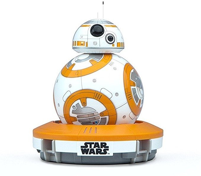 Star Wars Sphero BB-8 Roboter (Steuerung via App) für 39,99€ inkl. Versand (refurbished)