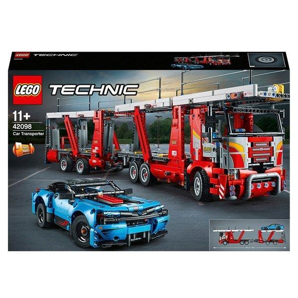 Lego Technic 42098 Autotransporter für 97,99€ (statt 106€)