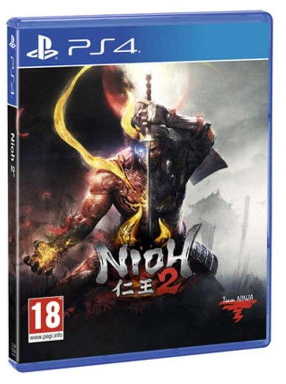 Konsolenschnäppchen: Nioh 2 (PS4) für 33,51€ inkl. Versand (statt 54€)