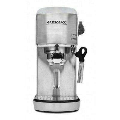 Gastroback Piccolo 42716 Espressomaschine mit 1400 Watt für 134,91€ (statt 170€)