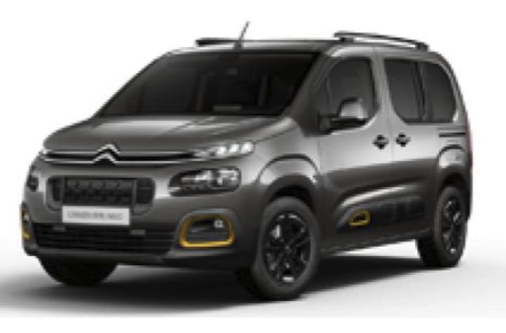 Gewerbeleasing: Citroën Berlingo mit 131 PS für 57,97€ netto mtl. (LF: 0.24, Überführung: 990€)
