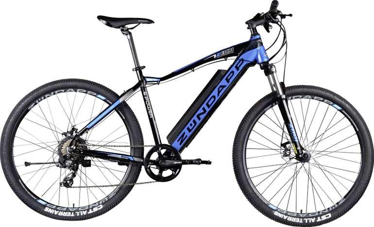 Zündapp Z801 650B E-Bike MTB 27,5 Zoll 7-Gang für 899€ inkl. Versand (statt 1.117€)