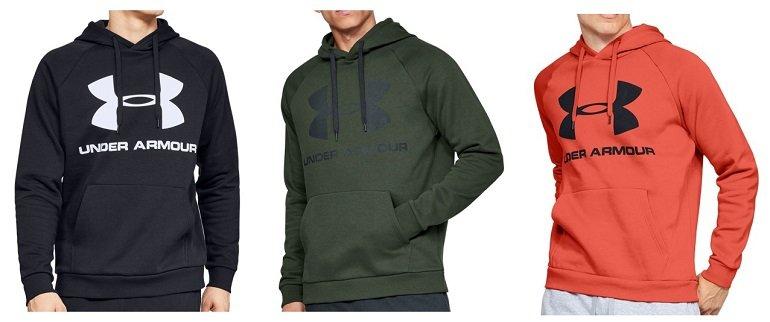 Under Armour ColdGear Rival Fleece Sweatshirts 2