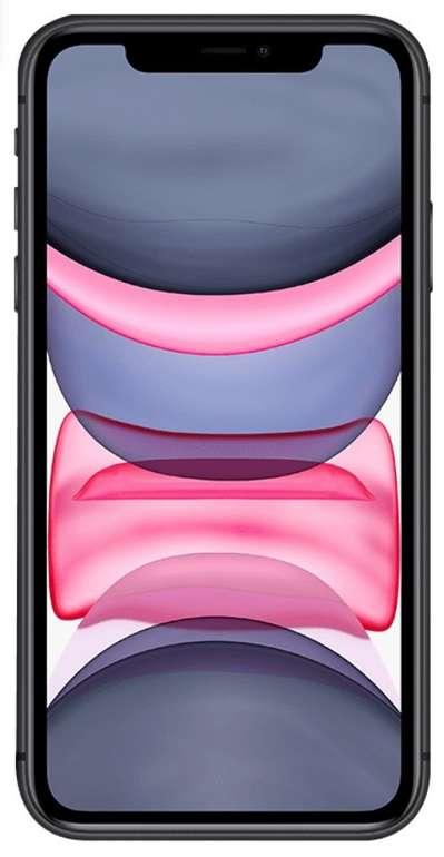 Apple iPhone 11 mit 64GB (29€) + Vodafone green Allnet-Flat mit 24GB LTE für 39,99€ mtl.
