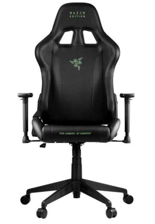 Razer Tarok Essentials Gaming-Stuhl mit gepolsterten 3D-Armlehnen für 152,94€ inkl. Versand (statt 222€)