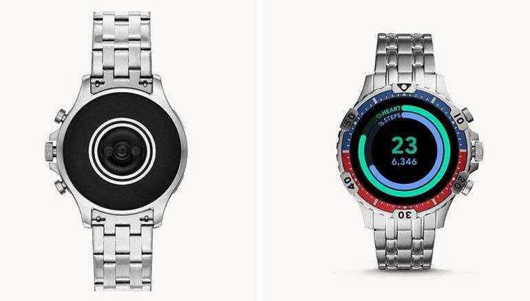 Fossil FTW4040 Garrett HR Smartwatch