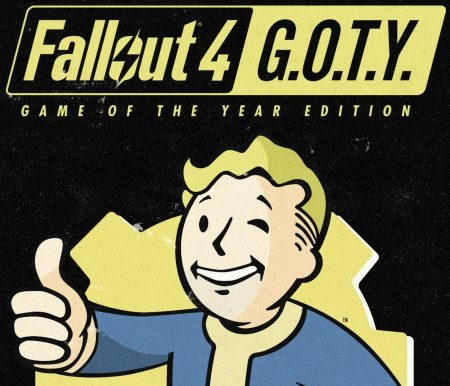 Fallout 4: Game of the Year Edition (PC Key, Steam) für 8,19€