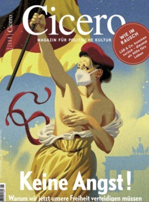 """Halbjahres-Abo der Autorenzeitschrift """"Cicero"""" für 2,99€ (statt 74€)"""