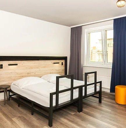 Warschau: Übernachtung im neu eröffneten A&O Hostel nur 2,50€ p.P. (Okt. - Dez)