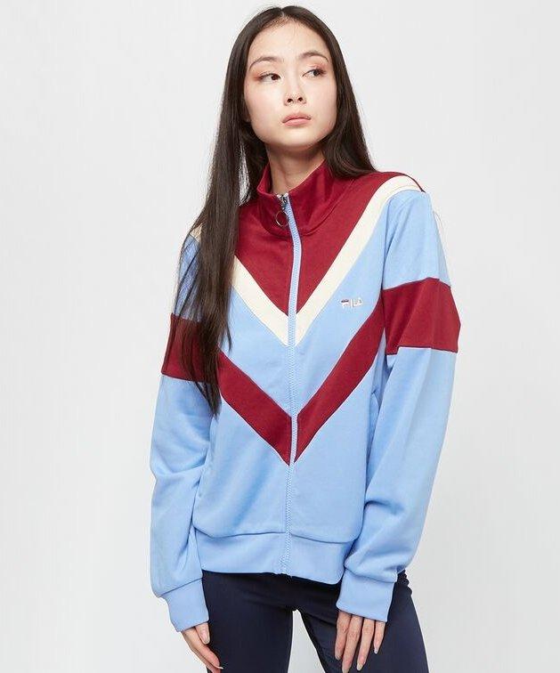 "Fila Damen Jacke ""Catriona Track Jacket"" für 25,50€ inkl. Versand (statt 59€)"