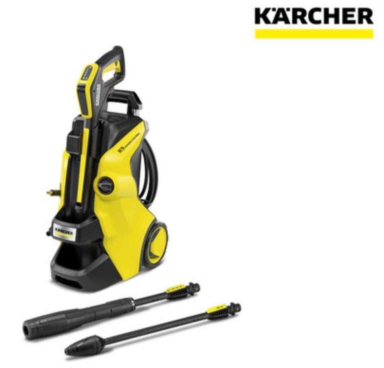 Kärcher K 5 Premium Smart Control Hochdruckreiniger für 308,90€ inkl. Versand (statt 333€)