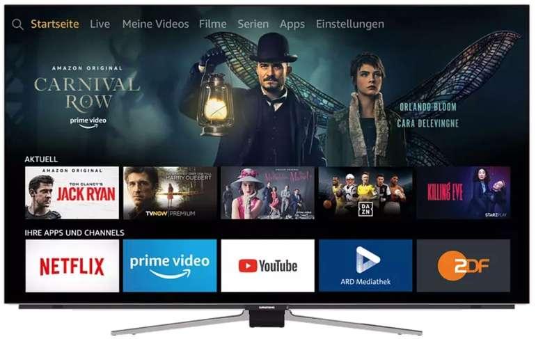 "Grundig 65 GOB 9089 - 65"" OLED UHD 4K Smart TV Fire TV Edition für 1.296,47€ inkl. Versand (statt 1.799€)"