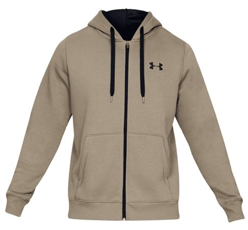 Under Armour Kapuzenjacke Rival Fitted Hoody für 32,90€ inkl. Versand