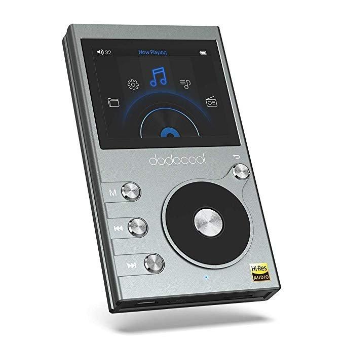 Dodocool High Resolution MP3 Music Player für 37,99€ inkl. Versand
