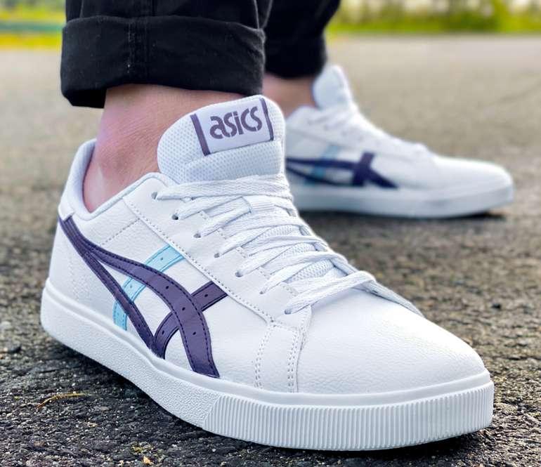 Asics Classic CT Herren Sneaker in Weiß für 37,94€inkl. Versand (statt 50€) - Größe: 36-41.5