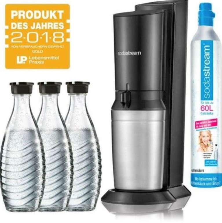 SodaStream Crystal 2.0 Wassersprudler mit 3 Karaffen ab 97€ (statt 109€)