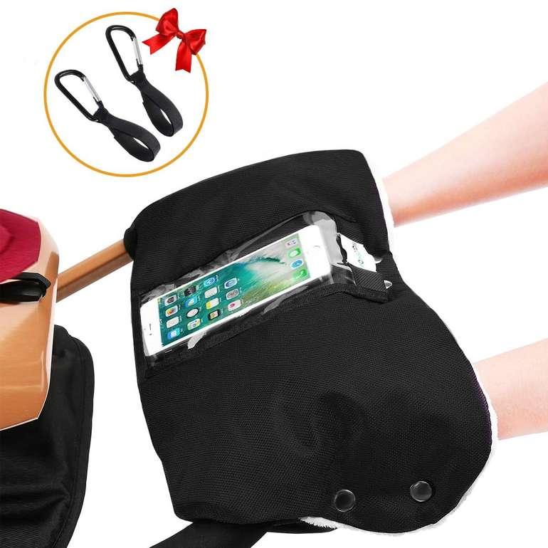 Migicshow Handwärmer für den Kinderwagen (wasser-& winddicht) für 9,02€ inkl. Prime Versand
